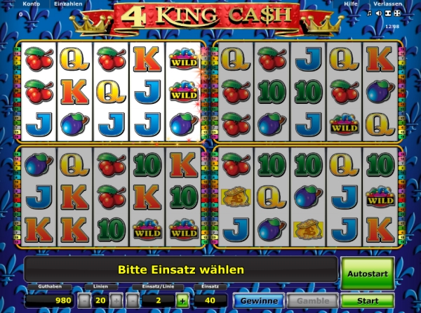 free money online casino spielen bei king com