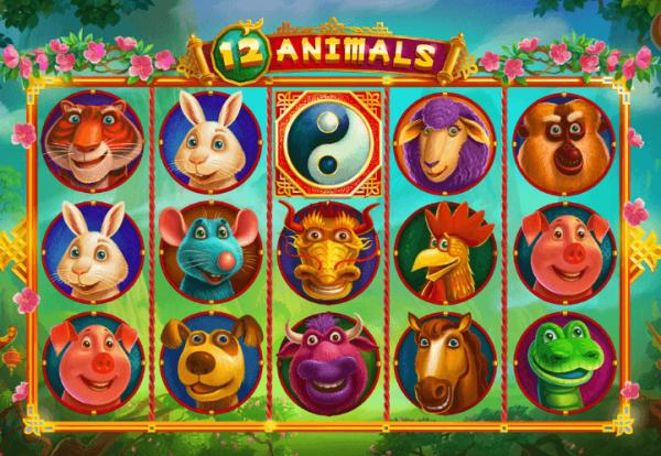 12 Animals Slot Vorschau