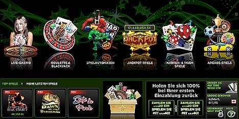 Bestes Casino 2012 - jetzt testen