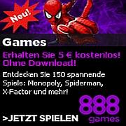 888Games - einfach reinschauen