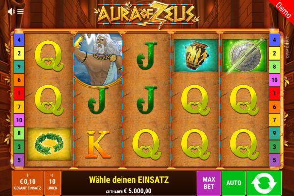 Aura of Zeus Vorschau
