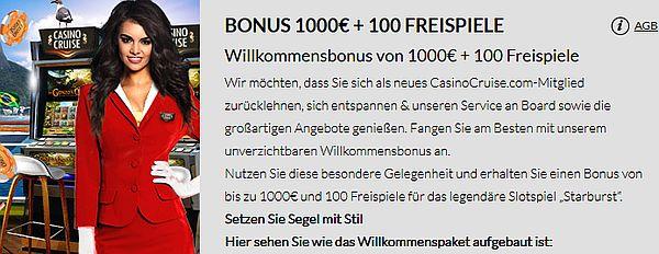 bonuscruise