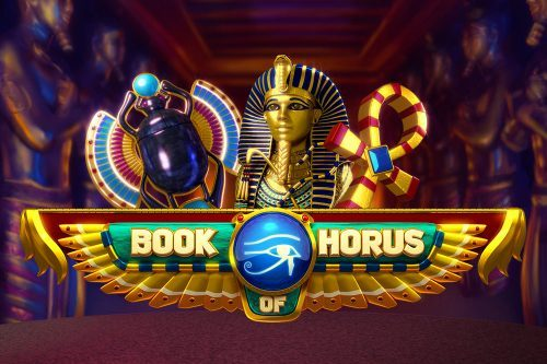 Book of Horus Logo