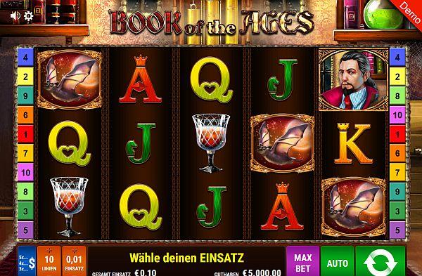 Book of the Ages Vorschau