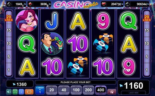 Casino Mania Spielautomat - Spielen Sie EGT-Casinospiele online