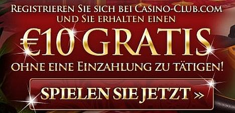 Spiele im Casinoclub