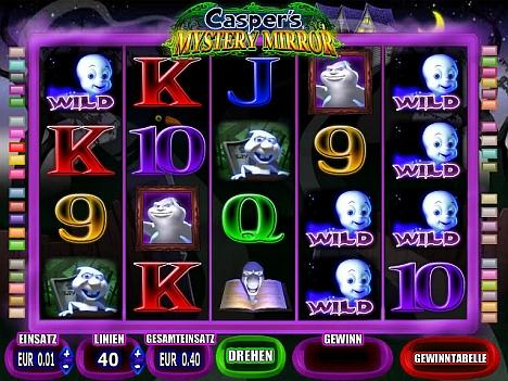 Online gruseln mit Caspers Mystery Mirror