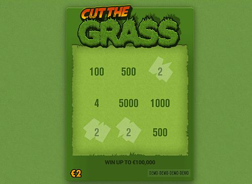 Cut the Grass Scratch Vorschau