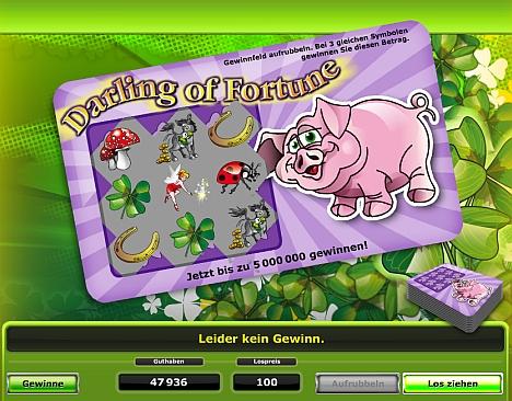 Darling of Fortune - jetzt spielen