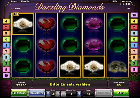Dazzling Diamonds Scatter