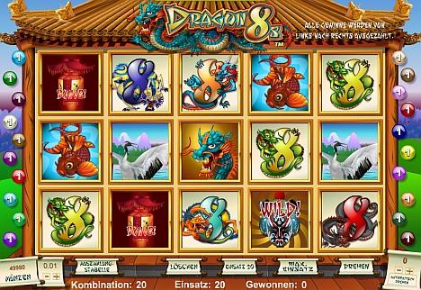 Dragon 8s spielen