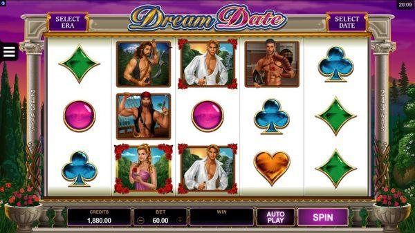 Dream Date mit Echtgeld online spielen