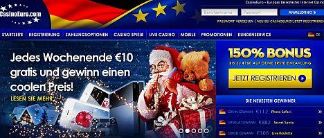 Casino Euro NetEnt
