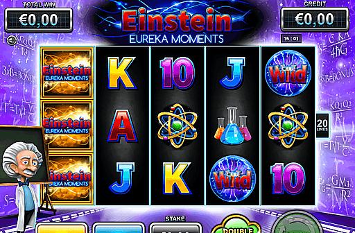 Einstein Eureka Moments online spielen