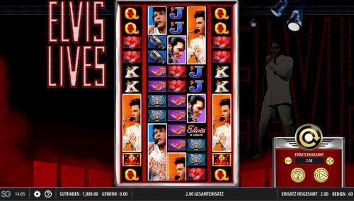 Elvis Lives Slot Vorschau