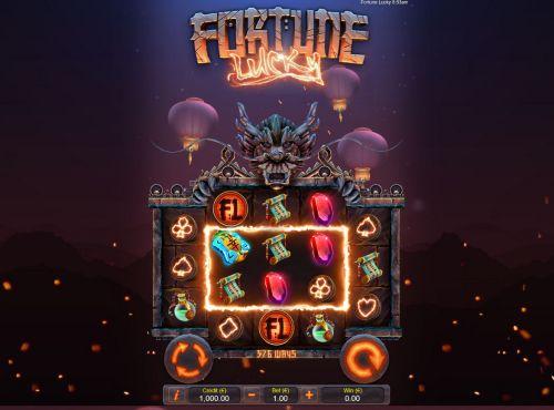 Fortune Lucky spielen