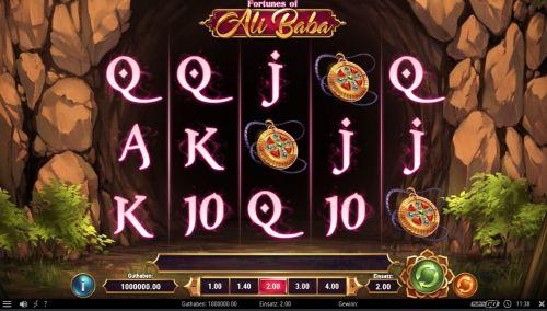 Fortunes of Ali Baba Vorschau