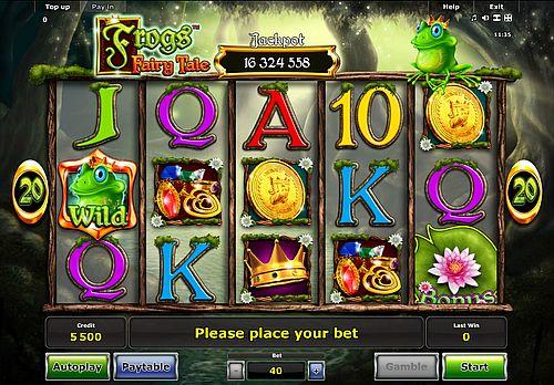 online casino merkur fairy tale online