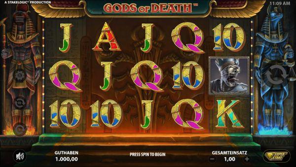 Gods of Death Vorschau