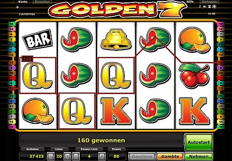 Golden 7s