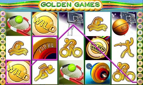 Golden Games spielen