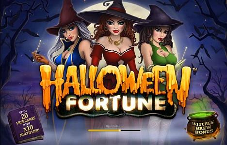 Halloween Firtune kostenlos spielen
