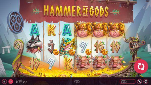 Hammer of Gods Vorschau