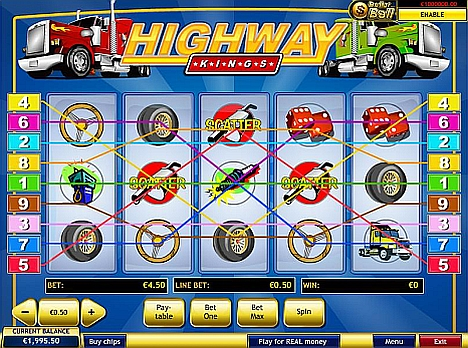 Highway Kings spielen