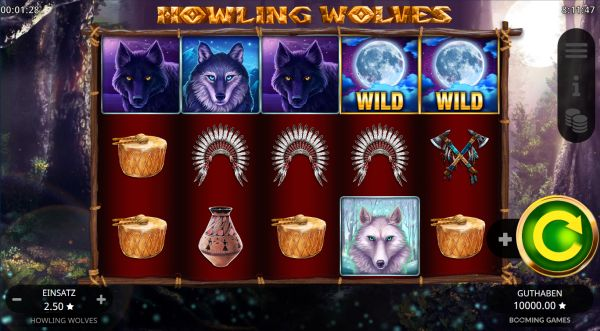 Howling Wolves Vorschau