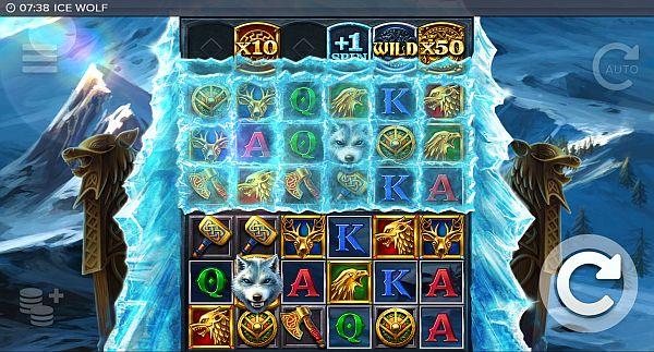 Ice Wolf online spielen