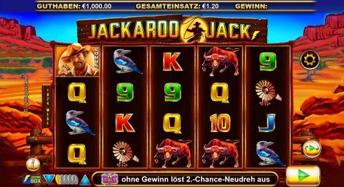 Jetzt Jackaroo Jack online spielen
