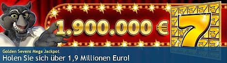 Jetzt bei Stargames anmelden und 1,9 Mio. Euro gewinnen