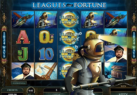 Leagues of Fortune spielen