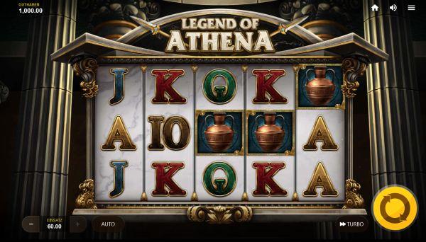 Legend of Athena Vorschau