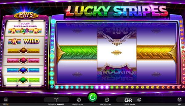 Lucky Stripes Vorschau