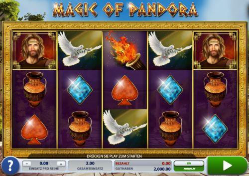 Magic of Pandora Vorschau