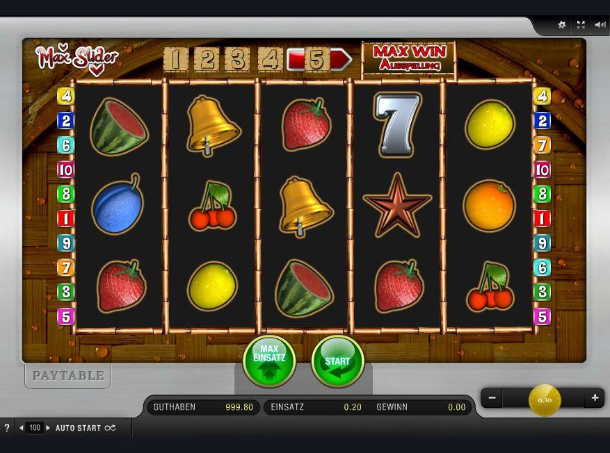 Online Casino Merkur Spiel