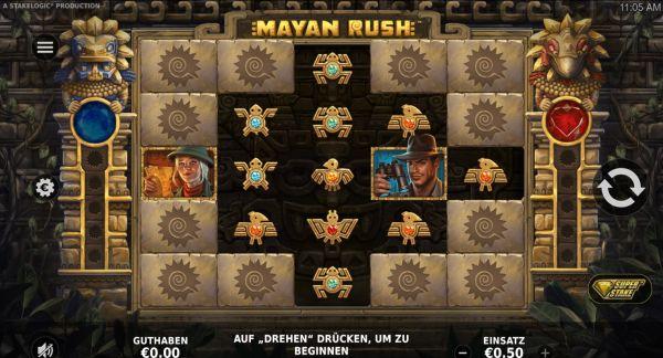 Mayan Rush Vorschau