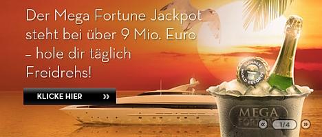 Mega Fortune Guinessbuch