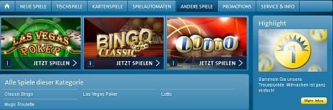 Merkur Lotto online spielen