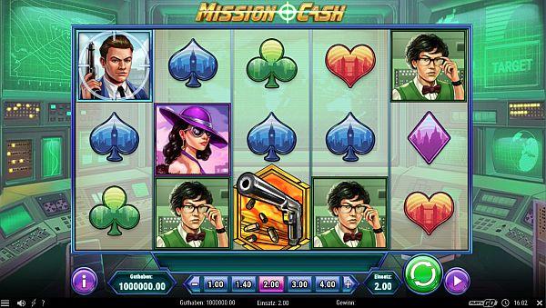 Mission Cash Vorschau
