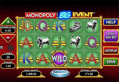 big event casino