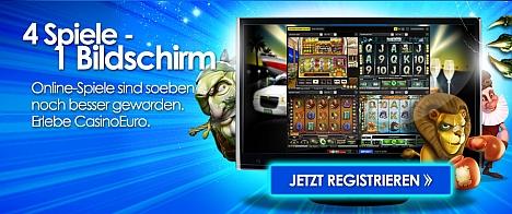 Casino Euro Multispiel