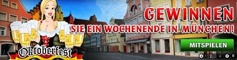 Reise nach München gewinnen mit Casino770
