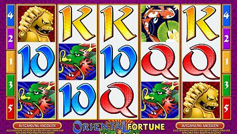 Oriental Fortune spielen