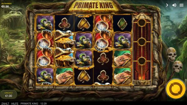 Primate King Vorschau