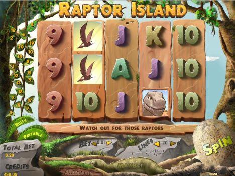 raptor-island