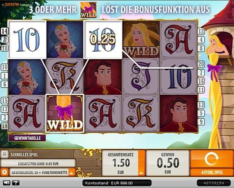 Rapunzels Tower online spielen