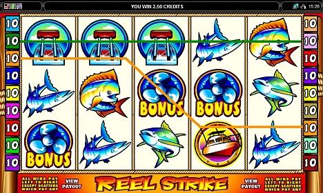 Reel Strike spielen
