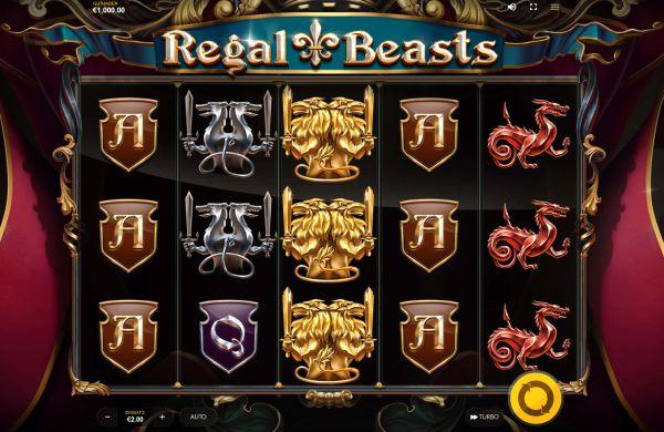 Regal Beasts Vorschau